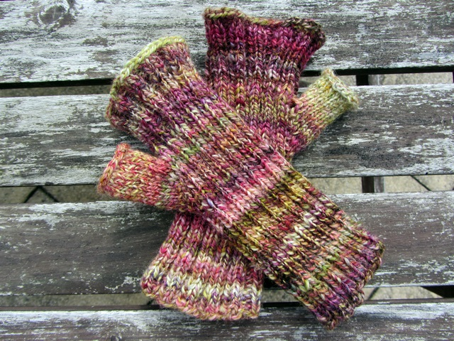fingerless superwash